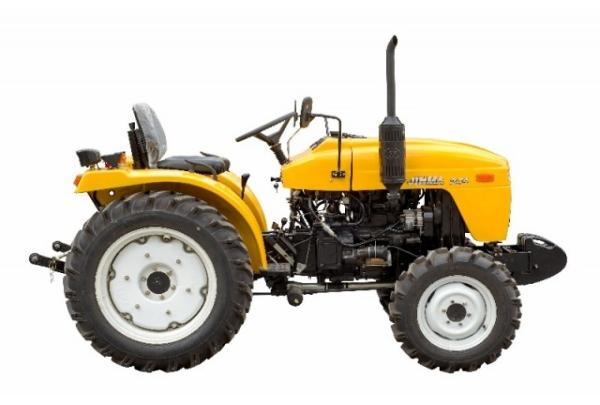 Обзо мини-тракторов Джинма