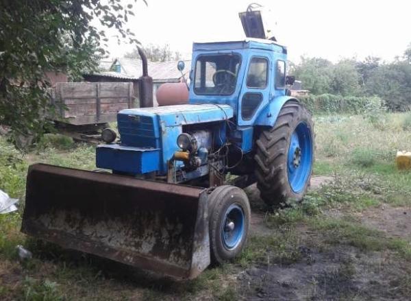 Навесное оборудование для трактора т-40