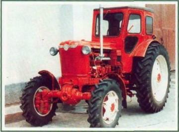 Описание трактора т-40: основные технчиеские характеристики и регулировка клапанов
