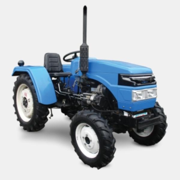 Характеристики популярных моделей мини-тракторов китайских производителей