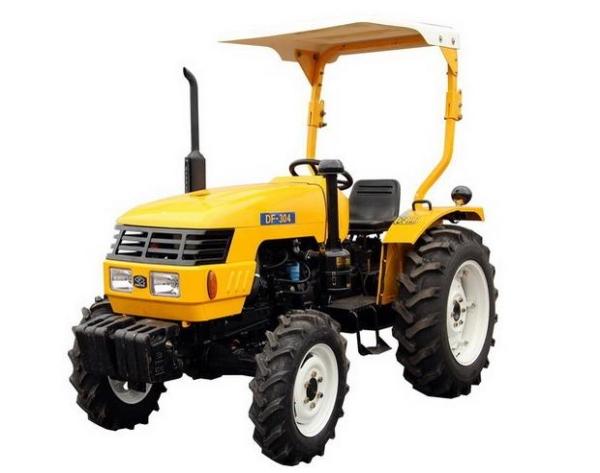 Мини-трактора китайского производства, торговой марки Донгфенг