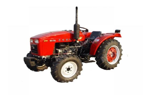 Джинма - китайский производитель мини-тракторов для домашнего хозяйства