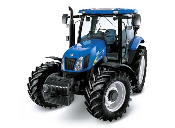 Модели тракторов нью холланд Т6000