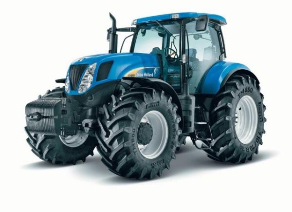 Модельный ряд тракторов нью холланд Т7000