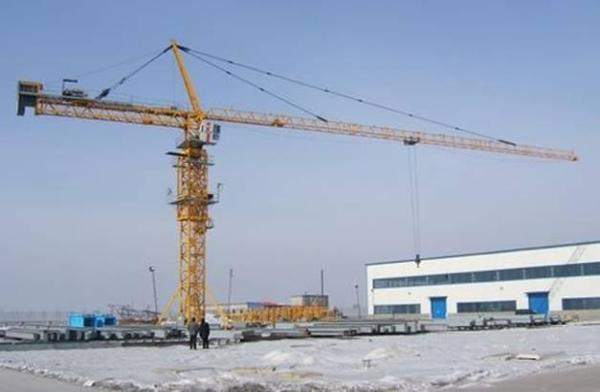 QTZ - китайский производитель башенных кранов