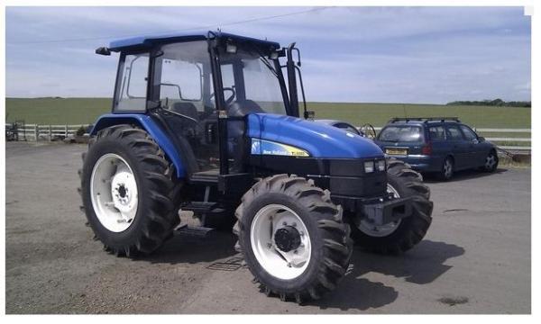 Технические характеристики тракторов нью холланд