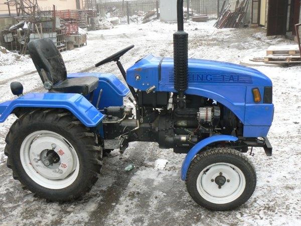 Китайские производители мини-тракторов