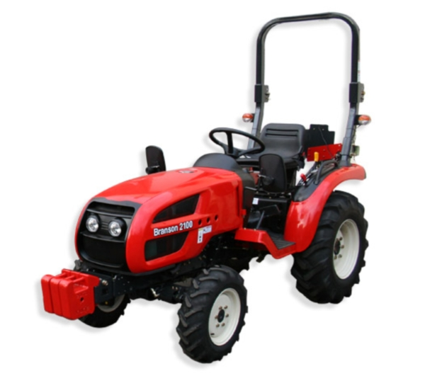 Особенности и технчиеские характеристики мини-тракторов брансон