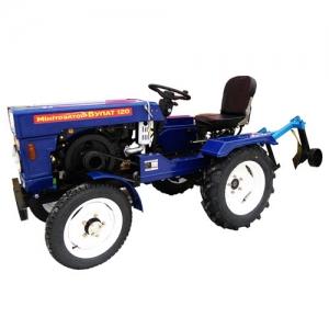 Устройство мини-трактора булат 120