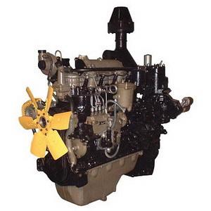 Двигатель экскаватора эо 3323
