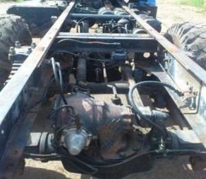 Двигатель автомобиля урал 5557