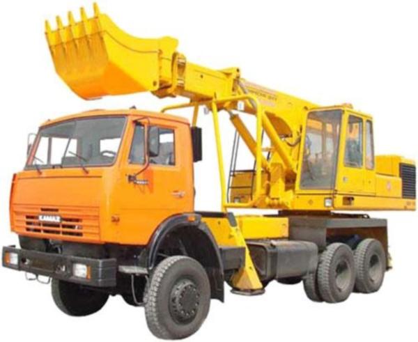 Технические характеристики экскаваторов-планировщиков, выпускаемых словацким заводом