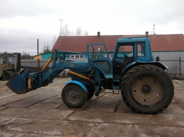 Раздаточная коробка №70-1802020 на трактор Беларус МТЗ 82.