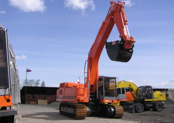 Особенности, преимущества и технические характеристики экскаватора ЭО 5126