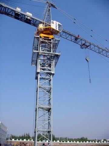 Обзор башенных кранов китайского производства