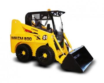 Технические характеристики мини-погрузчика МКСМ 800