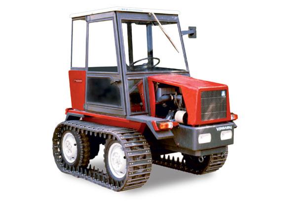 Технические характеристики мини-тракторов российского производства