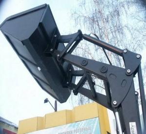 Навесное оборудование мини-погрузчика МКСМ-800