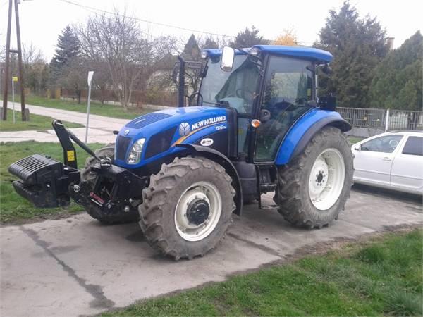 Трактора нью холланд серии Т5.95