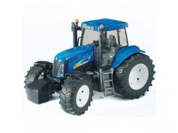 Модельный ряд тракторов Нью холланд: технические характеристики и преимущества