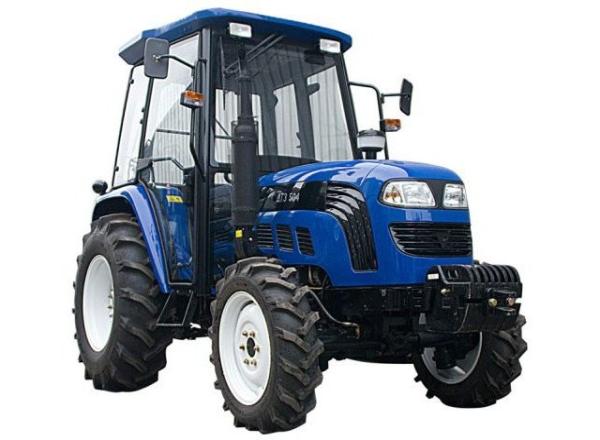 Технические характеристики мини-тракторов дтз