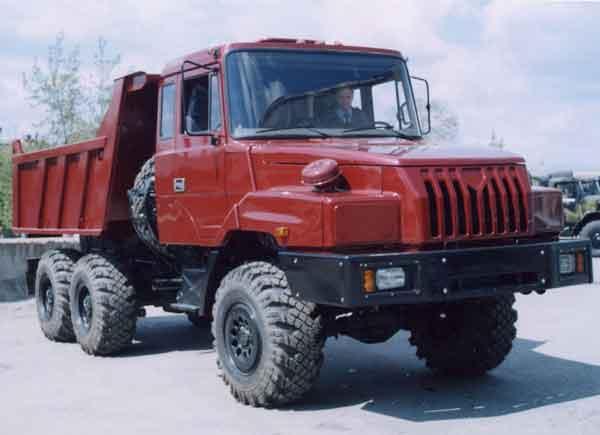 Новый Урал 5557 - 55571-44