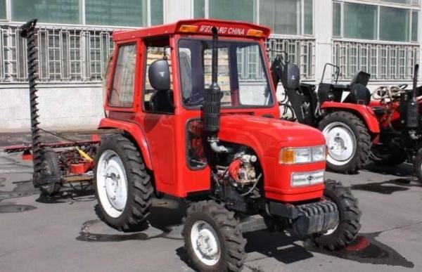 Технические характеристики мини-тракторов вентуйо