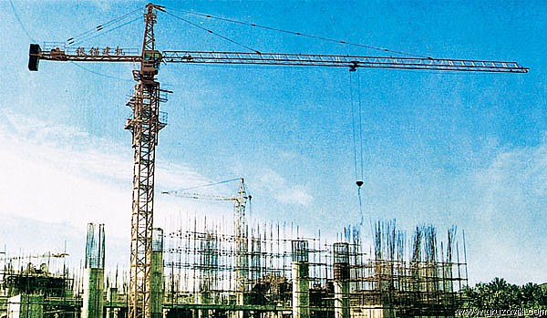XCMG - китайский производитель башенных кранов