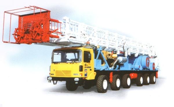 Мобильные буровые установки Кунгурского машиностроительного завода