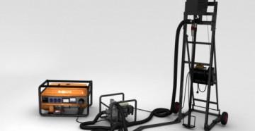 Технические характеристики малогабаритных установок ЗЕВС