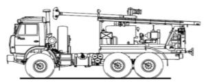 Возможности буровой установки ПБУ-2