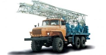 Технические характеристики и серии буровых установок 1БА-15
