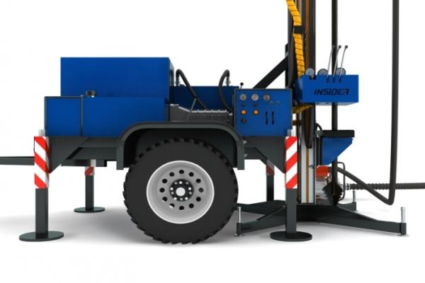 Особенности, характеристики и преимущества буровой установки ТМ-80