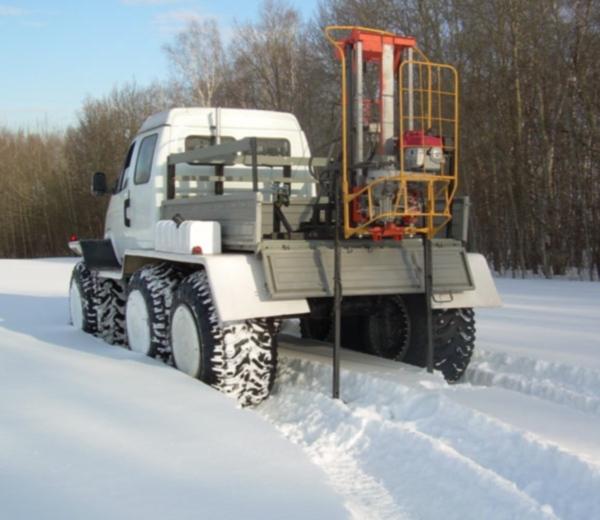 Назначение и характеристики буровой установки УБШМ 1-13