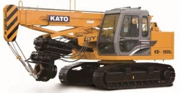 Обзор и характеристики японских буровых установок Като