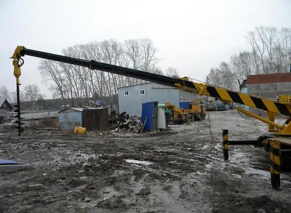 Особенности конструкции буровой установки AICHI