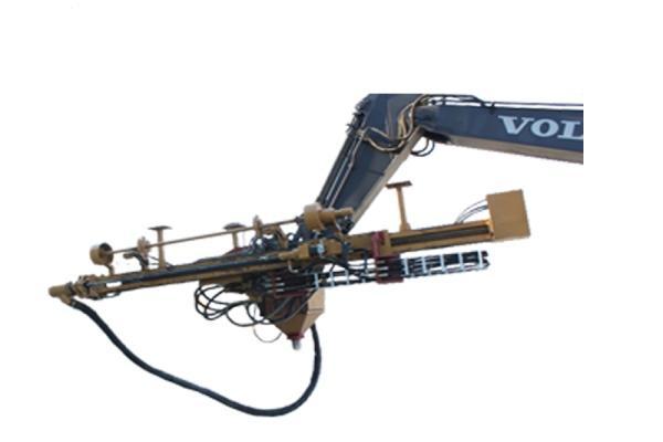Навесное буровое оборудование FMRD
