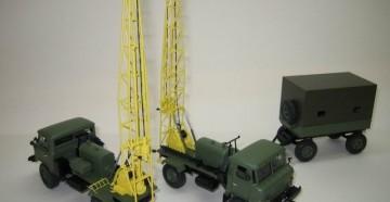ОБзор буровой установки УГБ-50