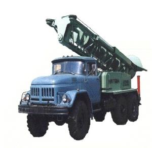 Базовая комплектация буровой установки МРК-750