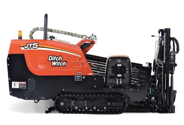 Технические характеристики и особенности буровой установки JT5 Ditch Witch