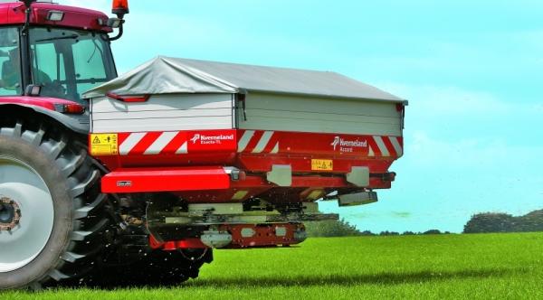Новые модели разбрасывателей удобрений от компании Kverneland