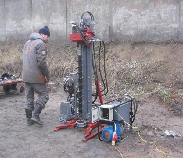 Особенности и характеристики буровой установки Термит МГБУ-400
