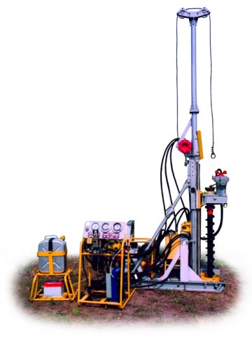 Обзор буровой установки Опенок