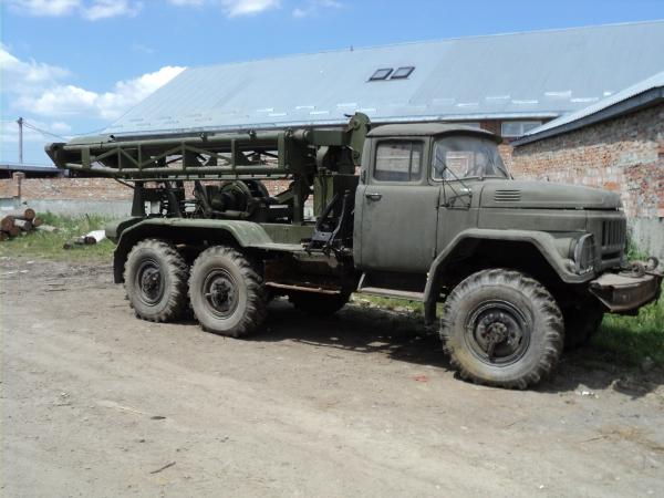 Назначение и характеристики мобильной буровой установки ПБУ-50