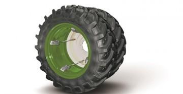 Компания NDI представила новые сдвоенные колеса Duofixx