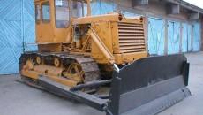 Особенности, модификации и характеристики бульдозера ДЗ-110