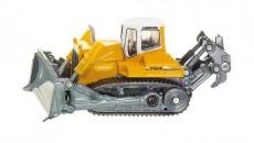 Модельный ряд бульдозеров Либхер и их технические характеристики