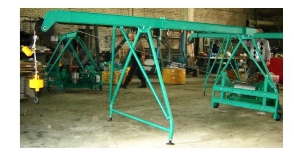 Характеристики и особенности строительного подъемника Умелец ПС-320