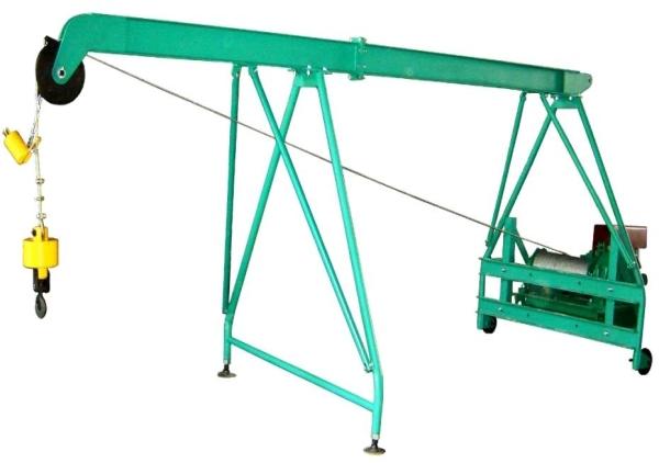 Характеристики и особенности строительного подъемника Умелец ПС-500