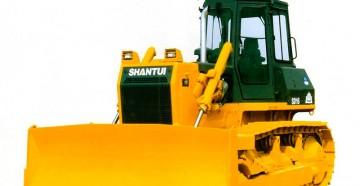 Модификации и технические характеристики бульдозера шантуй sd16